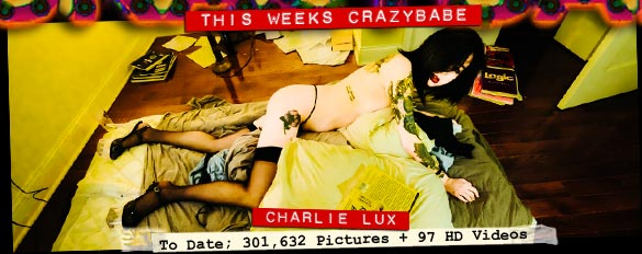 This Weeks CrAZyBaBe